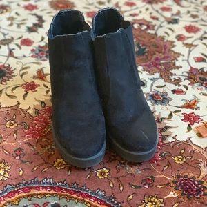 Topshop Platform Boots